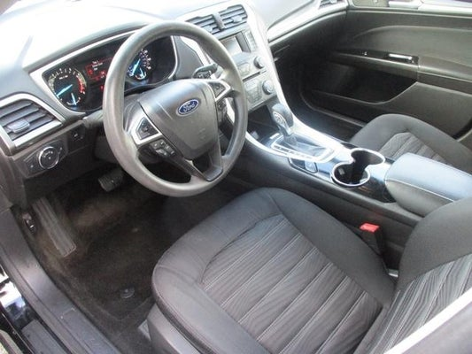 Used 2016 Ford Fusion SE Warren OH Ford Fusion Warren