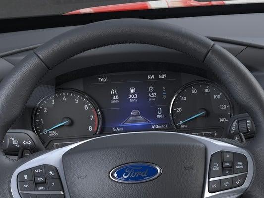 New 2020 Ford Explorer XLT Warren OH New Ford Explorer